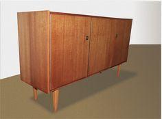Omas Sideboard Kommode um 1960