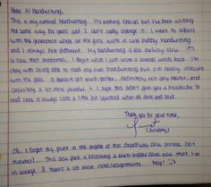 Amazing Handwriting Samples Perfect School Motivation Study Hand Writing Notes Penmanship Lettering