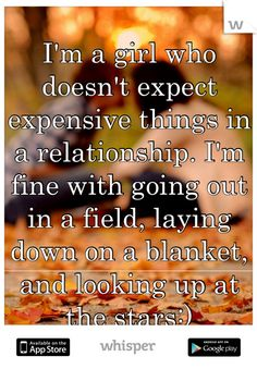 I'm a girl who doesn't expect expensive things in .See the full whisper and millions more on Whisper the best place to anonymously discover share and connect with real people. Country Girl Quotes, Country Girls, Southern Girls, Southern Quotes, Country Life, Southern Belle, Simple Girl Quotes, Strong Girl Quotes, Country Sayings