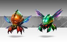 Fantastic bugs