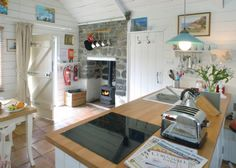 fr DV...cottage. Beach Hut Cornwall