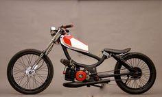 Moto Matic Mopeds: Yuba Bike - Lsr Bikes