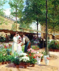 Victor-Gabriel Gilbert (French, 1847-1933)...