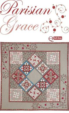 McCall's Quilting Mini Madness Quilt Along - 4 different quilts ... : quilting lessons online - Adamdwight.com