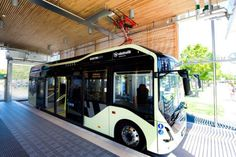 Öffentlicher Verkehr - Wie Elektrobusse ihren Saft bekommen - http://ift.tt/2bo48tq