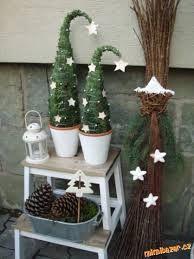 vánoční dekorace stromeček - Hledat Googlem