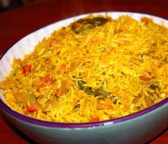 Indian Cabbage Rice