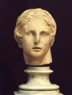 My favorite head of Alexander at the Archaeological Museum of Istanbul, Turkey
