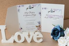 The most beautiful and unique wedding invitations, RSVP cards, and other wedding stationery available in Ireland, the UK and worldwide. Unique Wedding Invitations, Wedding Stationery, Free Delivery, Rsvp, Brides, Wedding Inspiration, Place Card Holders, Cards, Wedding Bride
