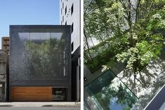 Japan's Optical Glass House Hides A Secret Garden Behind its Glazed Façade   Inhabitat - Sustainable Design Innovation, Eco Architecture, Green Building