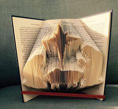Book Folding Pattern - Nativity Scene