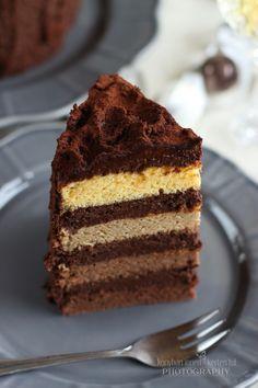 Tiramisu, Cake Decorating, Paleo, Food And Drink, Sweets, Cookies, Ethnic Recipes, Layer Cakes, Decorations