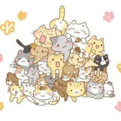 cat in anime - Sök på Google