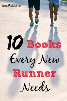 10 Books Every New Runner Needs- Whether you are just starting out or coming back after a long break these books are excellent sources. Many of these have transformed my running and even as an experienced runner, I still refer back to them. I have read #2 three times! From nutrition to strength training, I have got you covered in this collection. Running for beginners | fitness | half marathon training | 5k |10K