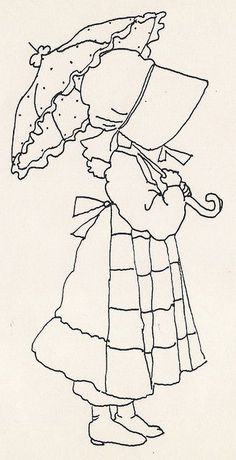 Holly Hobbie I still remember my Holly Hobbie bedroom when I was a little girl. Hand Embroidery Patterns, Applique Patterns, Vintage Embroidery, Cross Stitch Embroidery, Cross Stitch Patterns, Machine Embroidery, Quilt Patterns, Embroidery Designs, Embroidery Sampler