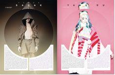 WAD #Magazine - N47 Ego Issue by FLOZ Graphic Studio. #editorial #layout