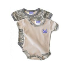 Air Force Infant ABU onesies    -Saw these at the shoppette.. I think they are the cutest!