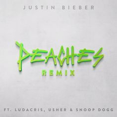 """Peaches (Remix) Song by Justin Bieber Featured artists: Snoop Dogg, Usher & Ludacris Produced by Shndō & HARV Released: 7 June 2021 """"Peaches"""" earns a brand new remix from Snoop Dogg, Usher and Ludacris – not leaving behind Justin Bieber who rendered a completely refreshing verse on the song. This original version had peaked on [...] Read original story: Justin Bieber ft. Snoop Dogg, Usher & Ludacris – Peaches (Remix)"""