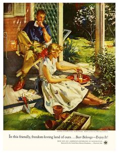 1950s: The perfect life ~ youth, beauty, and prosperity