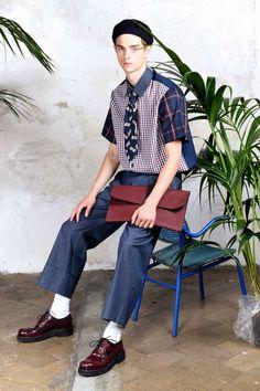 Antonio Marras Spring 2018 Menswear Fashion Show Collection