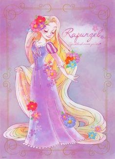 """Mother and Child Stylish Thief"" Ichigo Hoshimiya Disney Amor, Film Disney, Disney Tangled, Disney Fan Art, Disney Love, Disney Magic, Disney And Dreamworks, Disney Pixar, Rapunzel"