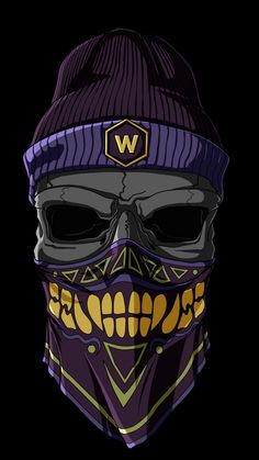 Cartoon Wallpaper, Graffiti Wallpaper Iphone, Crazy Wallpaper, Hacker Wallpaper, Skull Wallpaper, Gas Mask Art, Masks Art, Arte Cholo, Tupac Art