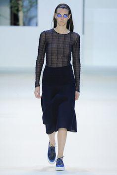 Akris ready-to-wear spring/summer '16: