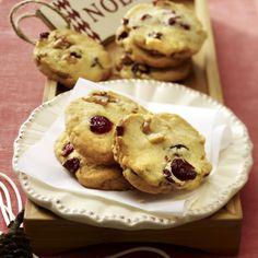 Cranberry-Walnuss-Cookies Rezept