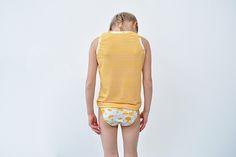 Unterwäsche, unterhose/ Unterhemd 86-140 naehen - ondergoed