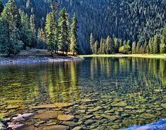 Selway River Bitterroot Mountains Idaho
