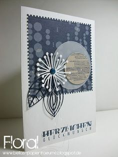{Bellas} Papierträume: Floral