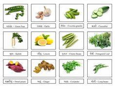 Bernstein Diet, Long Bean, Green Peas, Coriander, Sweet Potato, Cucumber, Garlic, Beans, Lemon
