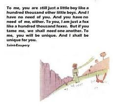 exupery quotes