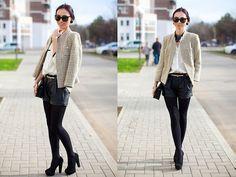 Winter Street Style January 9, 2012 | POPSUGAR Style & Trends Photo 1