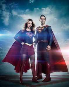 First Image Of 'Superman' On The CW's 'Supergirl' Series