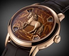 Vacheron Constantin Métiers d'Art 'Year of the Horse'