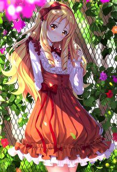 eromanga sensei Part 8 - - Anime Image Manga Kawaii, Loli Kawaii, Kawaii Anime Girl, Anime Art Girl, Anime Girls, Anime Chibi, Chica Anime Manga, Thicc Anime, Anime Demon