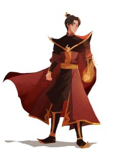 This is the only version of the Man-Bun of Fire Nation I will accept because without the bands it just looks weird