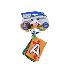 #Baby Einstein World Around Me Discovery Cards available online at http://www.babycity.co.uk/