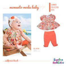 Moda Bebê | Moda Baby |  Look Para a Princesa