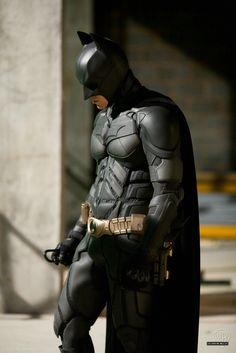 Christian Bale, 'Batman Begins.' (Warner Brothers)