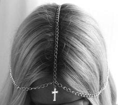 Cross Headpiece