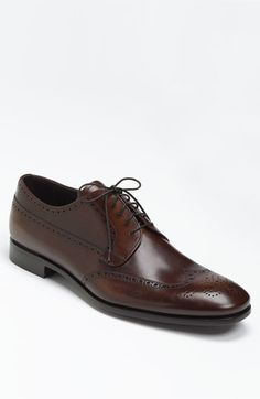 Wingtip Oxford      (not these exact ones, because they are $780 Prada LOL)