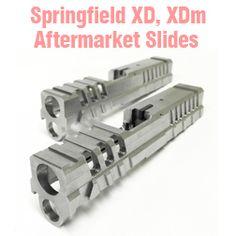 RAPTOR ONE: Springfield XD, XDm Custom Drop-In Slide Springfield Arms, Springfield Pistols, Tactical Knives, Tactical Gear, Xdm 40, Home Protection, Custom Guns, Military Guns, Cool Gear