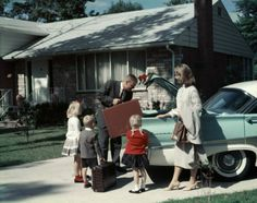 1950s Holiday