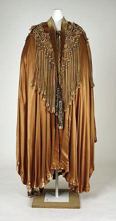 Cloak  c.1910  The Metropolitan Museum of Art