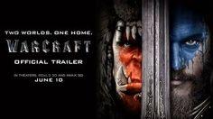 WARCRAFT Official Trailer https://www.youtube.com/watch?v=2Rxoz13Bthc