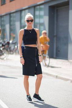 Street Style Snaps From Copenhagen Fashion Week