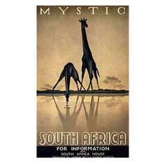 Have to have it. Mystic South Africa Canvas Wall Art by Gayle Ullman