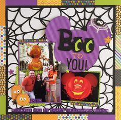 Boo to You! - Scrapbook.com